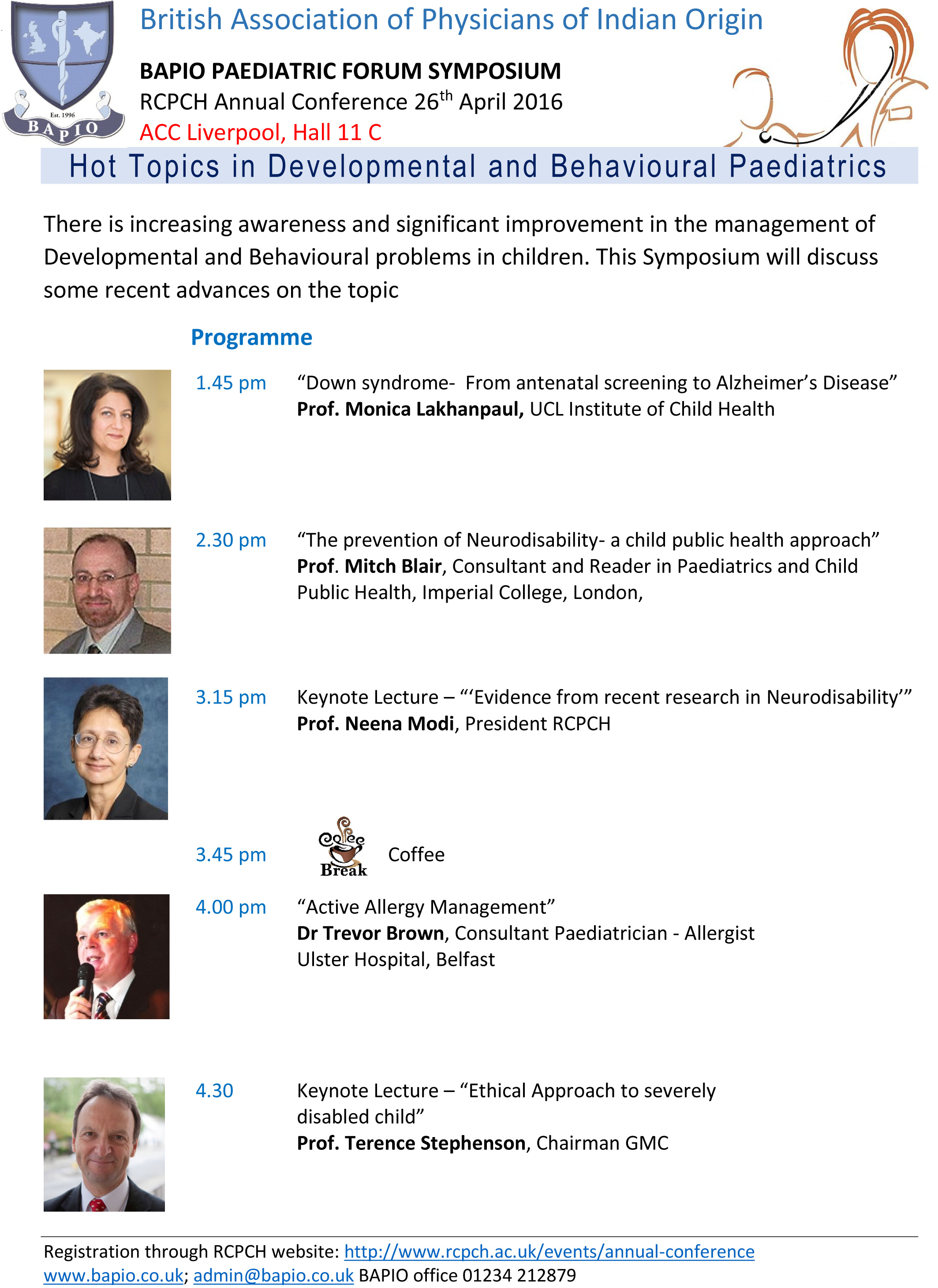 Paeds Forum Symposium Programme 15.4