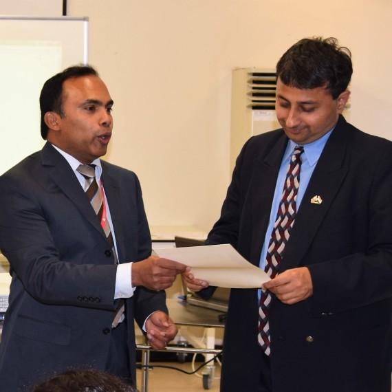 The inaugural course of BAPIO Training Academy a thundering success
