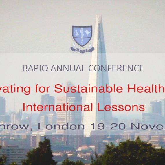 BAPIO Annual Conference 2016