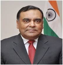 Indian High Commisioner H.E. Mr Yashvardhan Kumar Sinha