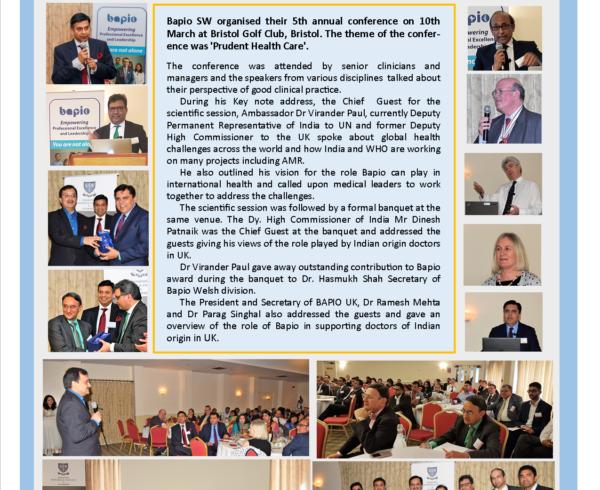 BAPIO SW Conference