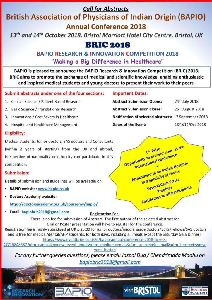 BAPIO BRIC Flyer Final for DA 30.07.2018 PDF