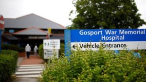 Gosport war memorail hospital