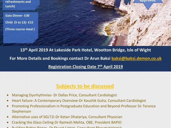Isle of Wight Flyer - CPD