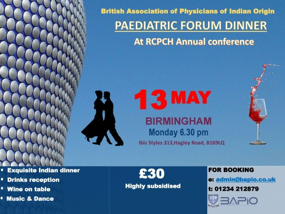 BAPIO PAEDIATRIC FORUM SYMPOSIUM