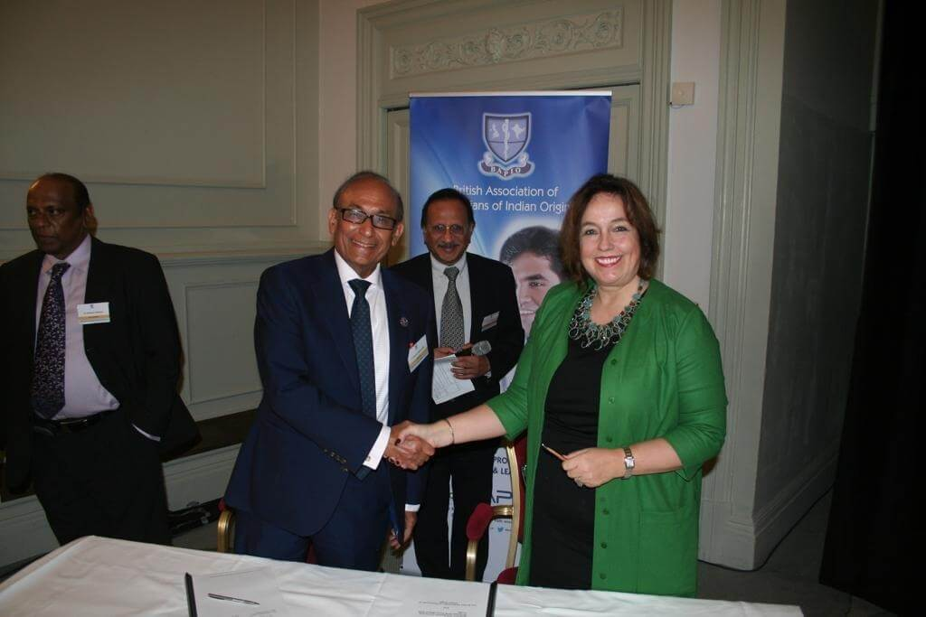 BAPIO signs collaboration agreement with BSUH NHS Trust at Brighton