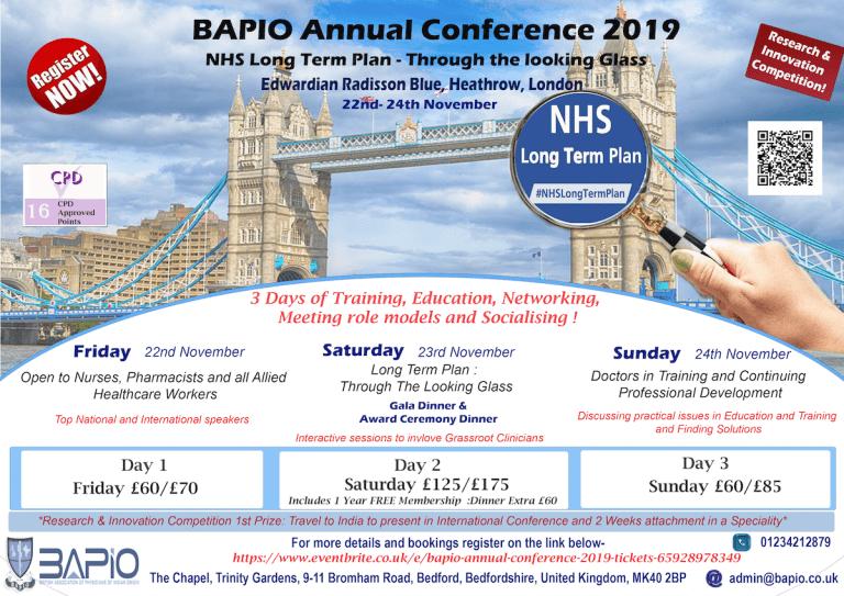 BAPIO Annual Conference