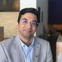 Dr Amit Gupta (Vice Chair Education & Training)